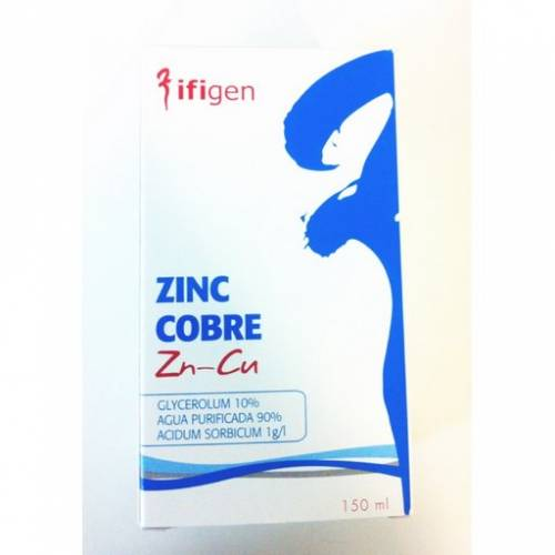 Ifigen Zinc - Cobre
