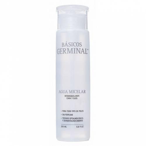 Germinal Basicos Agua Micelar desmaquillante