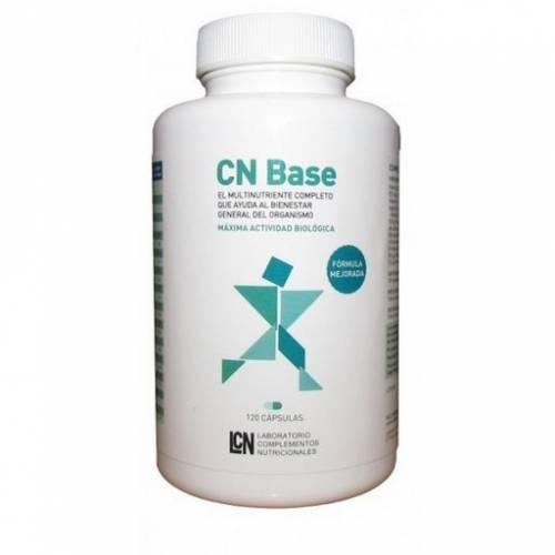 CN base 120 cápsulas vegetales