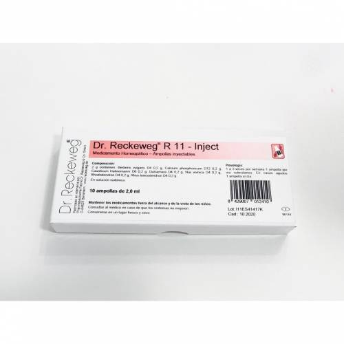 Dr. Reckeweg R11 Inject