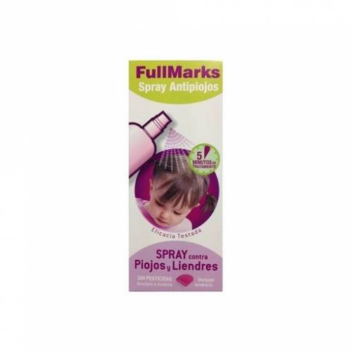 Fullmarks Spray-antipiojos-150ml
