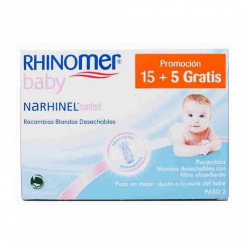 Rhinomer baby recambios