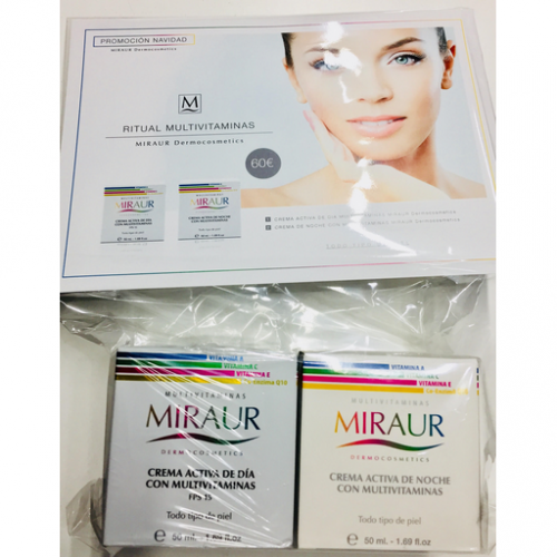 Miraur Pack Ritual Multivitaminas