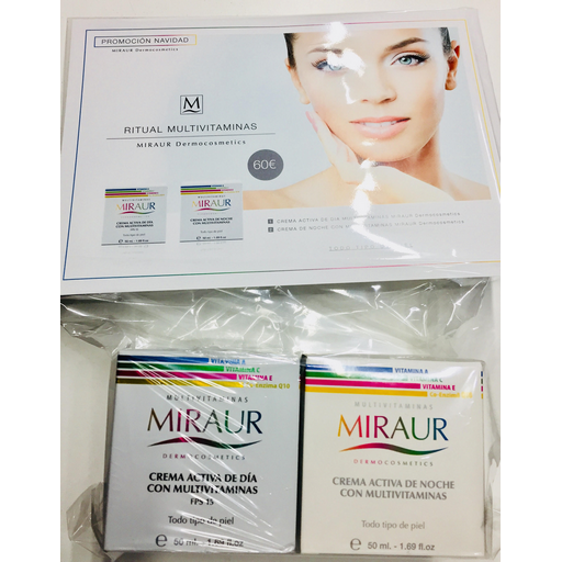 Miraur Pack Ritual Multivitaminas