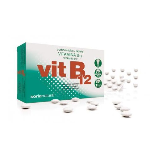 SORIA NATURAL VITAMINA B12