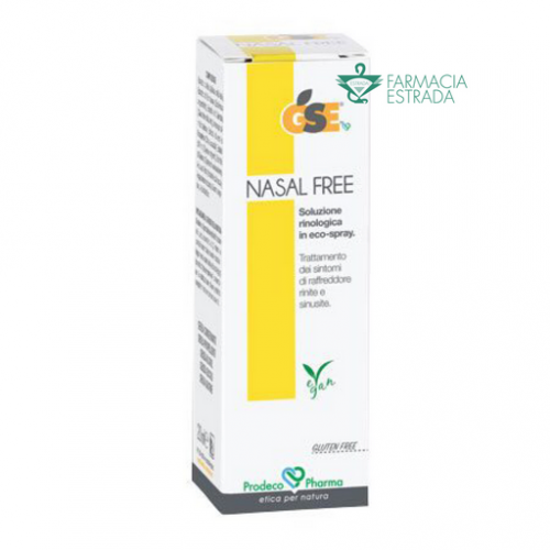 GSE Nasal Free Eco-Spray