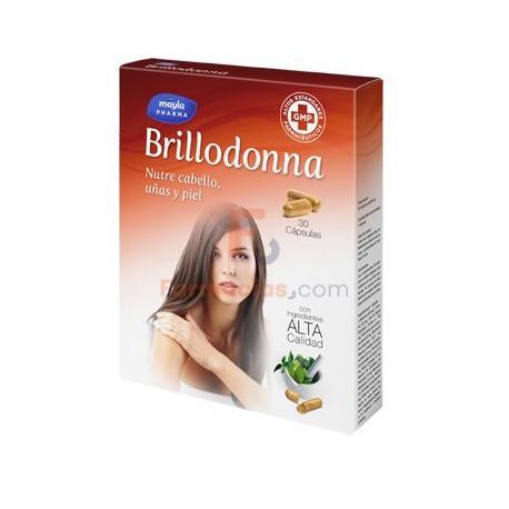 mayla brilladonna 30 capsulas