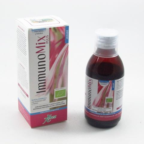 Aboca ImmunoMix Plus Jarabe 210g
