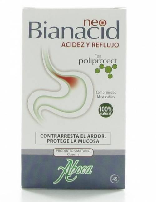 Aboca NeoBianacid 45 Comprimidos