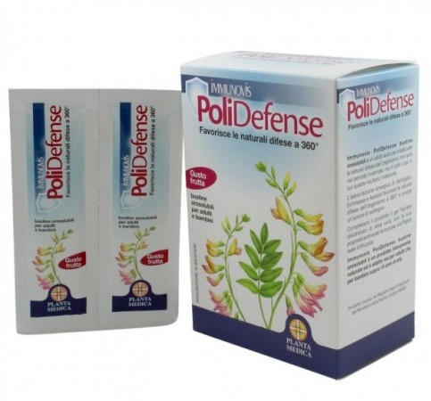 Aboca Immunovis Polidefense 20Sobres
