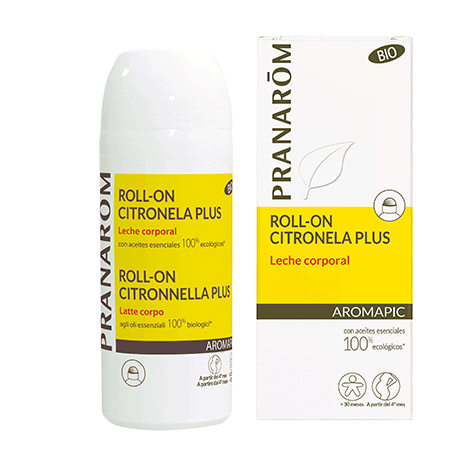 Pranarom Roll-on Citronela Plus