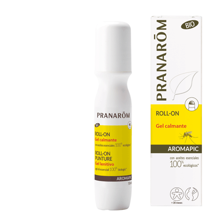 Pranarom Roll-on Gel Calmante