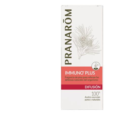 Pranarom Inmuno Plus Para Difusion