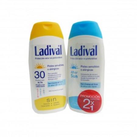 Ladival Piel Sensible Alergica FPS 30+ AfterSun150 ML