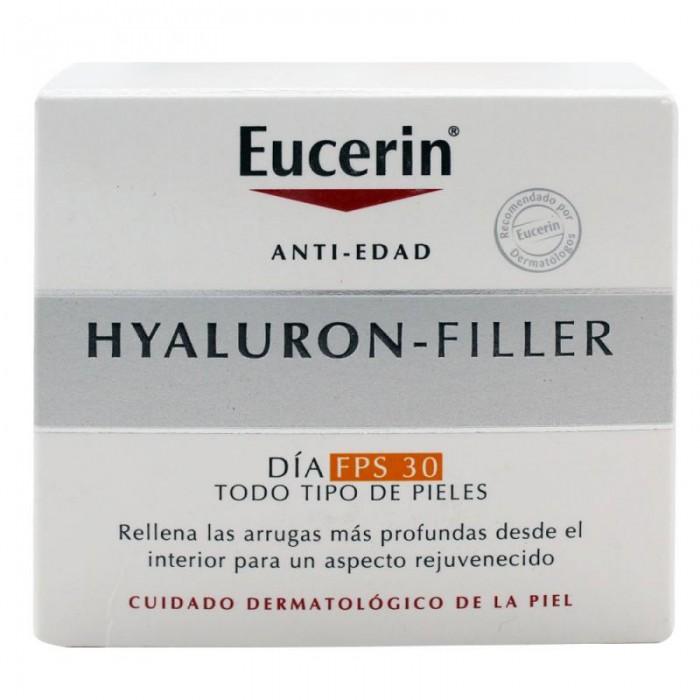 Eucerin Hyaluron-Filler Día SPF30 Todo Tipo de Piel 50ml