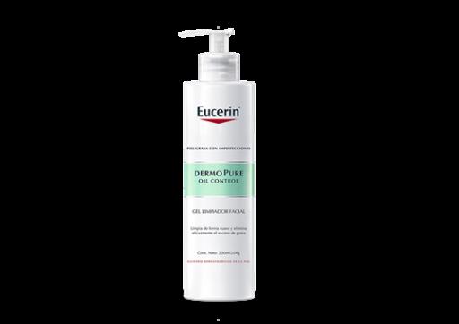 Eucerin Dermopure Gel limpiador facial