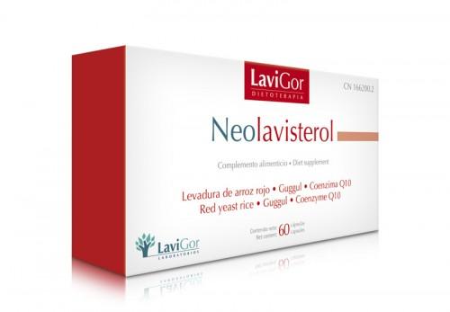 Lavigor NeoLavisterol 60cápsulas