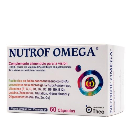 Thea Nutrof Omega 60capsulas