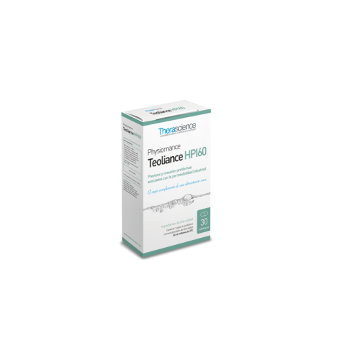 THERASCIENCE PHYSIOMANCE TEOLIANCE HPI 60 30 CAPSULAS