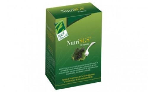 100% Natural NUTRISGS 30cap.