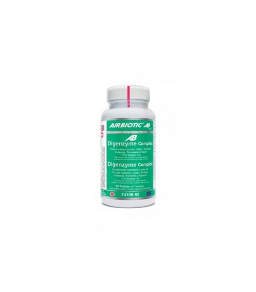 Airbiotic Digenzyme Complex 30comp.