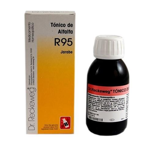 Dr. Reckeweg R 95 Tónico Alfalfa