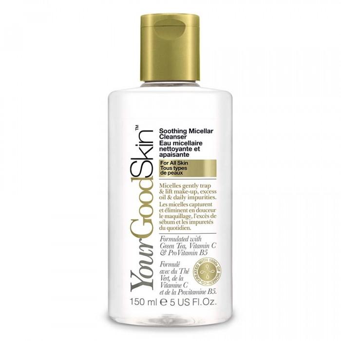 Your Good Skin Agua Micelar Calmante 150mL
