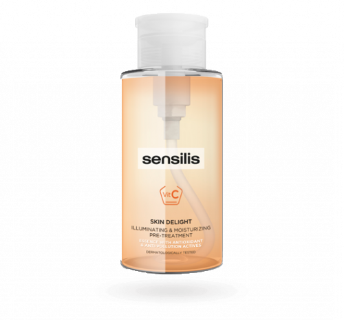 Sensilis Skin Delight Esencia Pre-tratamiento vitamina C