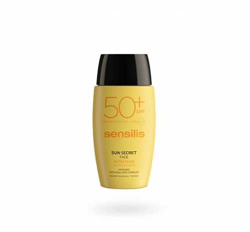 Sensilis Sun Secret Ultra Fluido SPF50