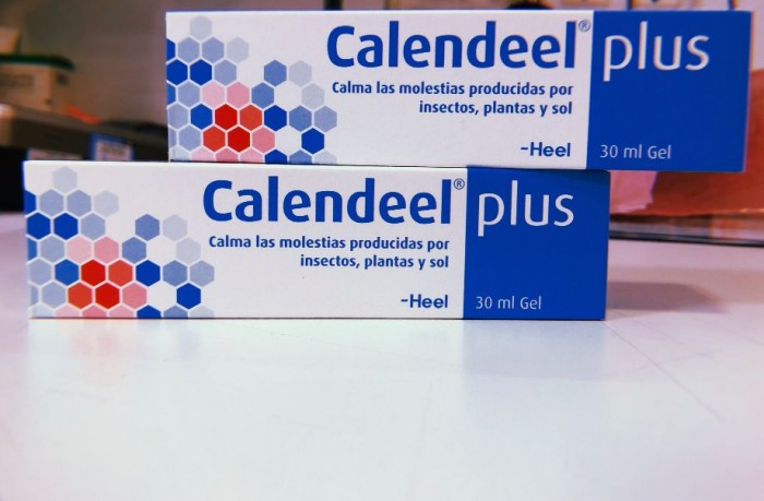 Heel Calendeel Plus Gel 30mL
