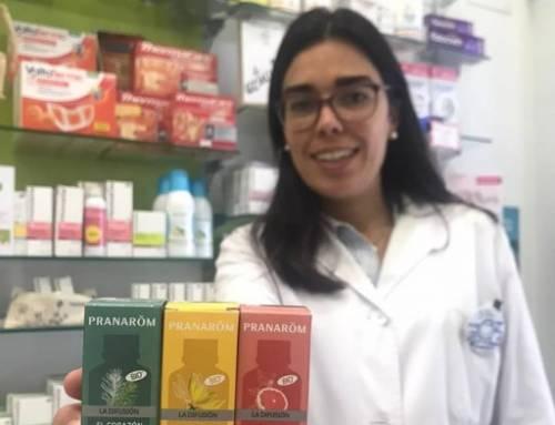 Pranarom Aceites para Difusión Edición Limitada NAVIDAD 2019
