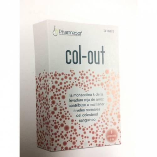 Pharmasor Col-Out 20 comprimidos