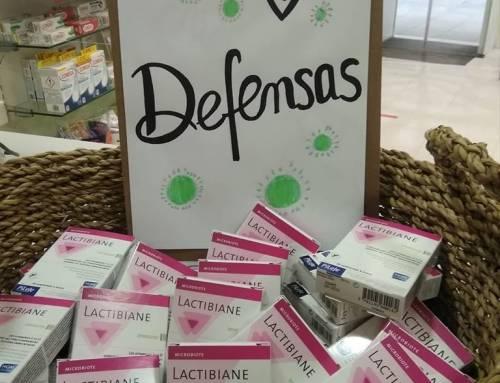 Sube tus defensas con Lactibiane Immuno de Pileje
